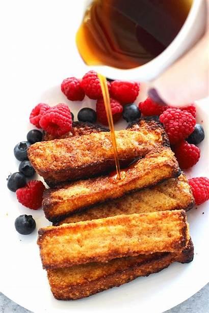 Toast French Sticks Baked Easy Breakfast Dubai