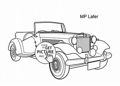 Coloring Super Lafer Mp Printable Cars Pages