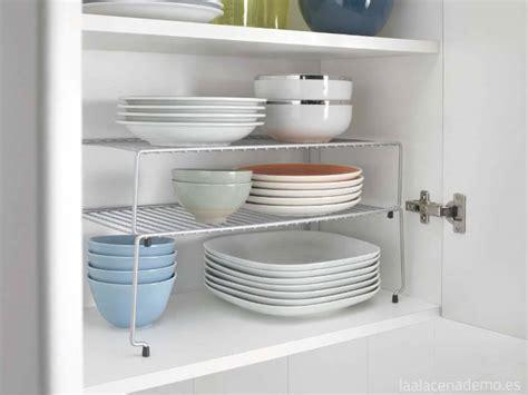 ideas  organizar armarios  cocina la alacena de mo