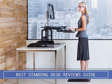 best standing desk converter 2017 desk advisor 39 s best stand up desk converter review guide
