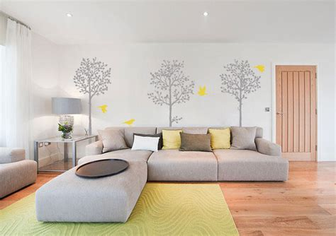 50+ Beautiful Designs Of Wall Stickers / Wall Art Decals