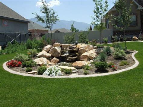 idee amenagement jardin idees pour petits  grands espaces