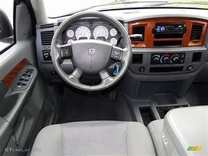 2006 Dodge Ram 1500 Slt Mega Cab Medium Slate Gray Dashboard Photo  51877408