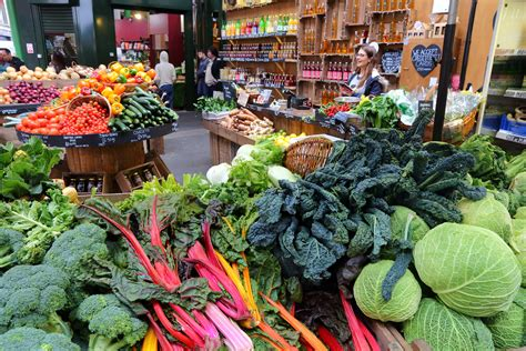 » Your Guide to London's Best Markets