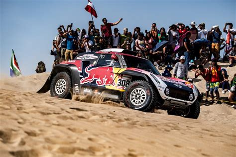 mini rally 2019 mini finishes 2nd in the grueling 2019 dakar rally