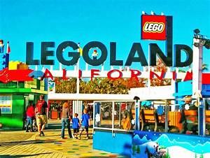 Christmas at Legoland California - See Santa - Sleeps5