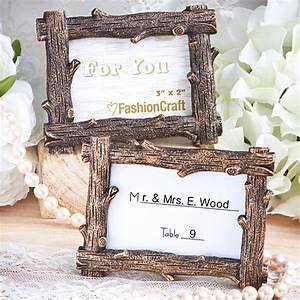 picture frame favors With picture frame wedding favors