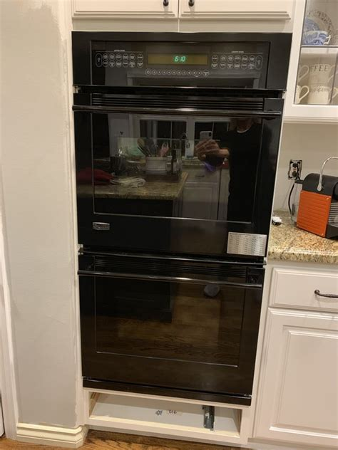 ge monogram  convection double wall oven  sale  redmond wa offerup