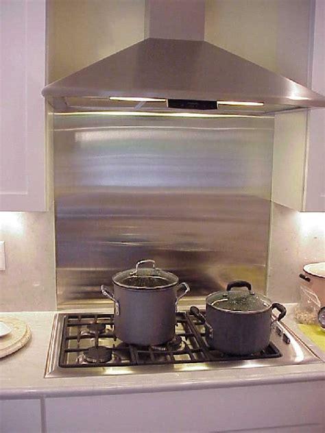 ikea stainless steel backsplash  point pluses homesfeed