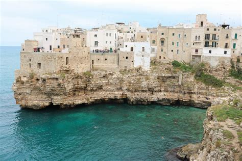 Three Days Exploring Italys Heel Bari Polignano A Mare