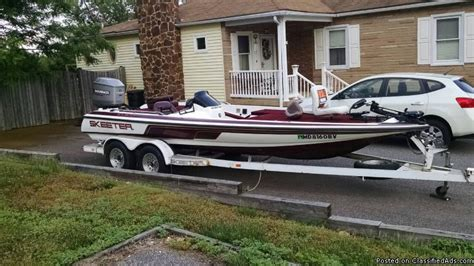 Jason Bass Boat by Skeeter Bass Boat Boats For Sale