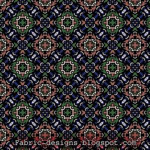 Fabric geometricsigns vector patterns | Fabric Textile ...