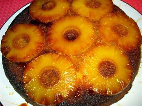 recette de g 226 teau renvers 233 224 l ananas