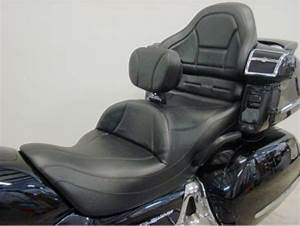 Goldwing Gl 1800 Midrider Seat  Driver Backrest And