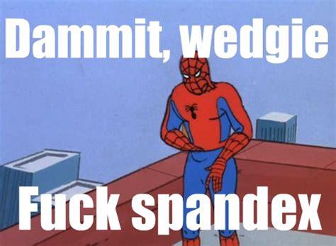 Spandex Meme - image gallery spandex meme