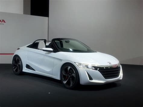 Mid Engine Honda S660 To Enter Production In 2018 Tiny