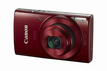 Canon Camera Ixus Powershot Elph Rot Megapixel