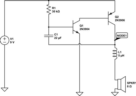 Transistors How Does This Circuit Diagram Work