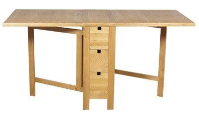 furniture link hampshire solid oak gateleg table dining tables butterfly drop leaf  gate leg fit furnish yeovil somerset