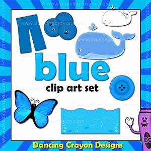 17+ Things That Are Blue Clip Art