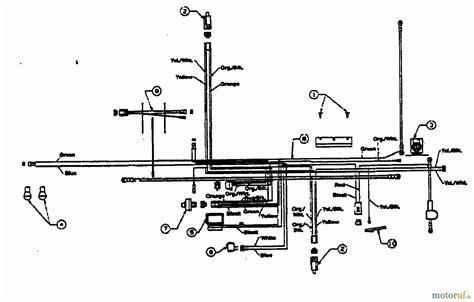 2002 Mtd Wiring Diagram by Mtd Lawn Tractors H 140 96 13aa695f600 2003 Wiring