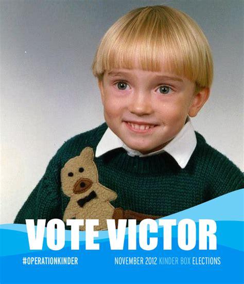 Victor Meme - operation kinder know your meme