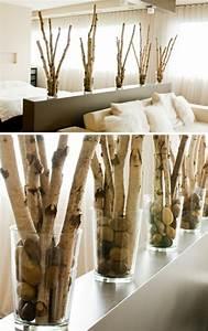 Deko Schlafzimmer Accessoires : fantastische birkenstamm deko ~ Sanjose-hotels-ca.com Haus und Dekorationen