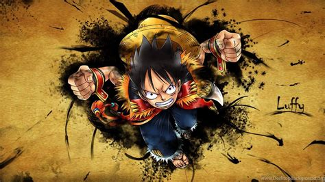 piece luffy wallpapers high quality  hd