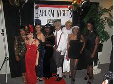 OUTTOWN OUT 862JOEL KING's HARLEM NIGHTS THEMED 30th B