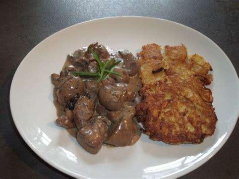 cuisiner rognons recettes de rognons de veau de mes tests culinaires la