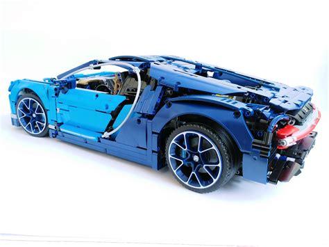Instructions for lego 42083 bugatti chiron. LEGO Technic 42083 Bugatti Chiron: The new parts | New ...