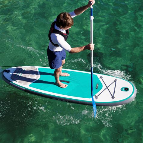 stand up paddle gonflable decathlon la marque tribord d 233 voile ses nouveaux stand up paddle stand up paddle le web