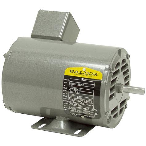 Rpm Vac Baldor Motor Motors Base