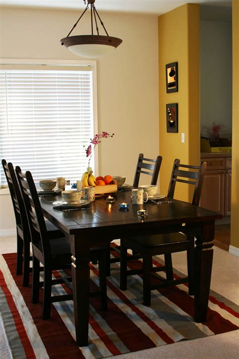 small dining room ideas dining room small dining room decoration with rectangular black wood dining table along