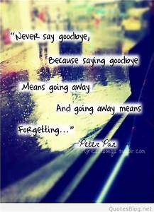 Free Goodbye Quotes Cards to download