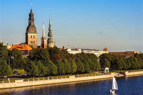 Beautiful Eastern Europe: Riga capital city Latvia