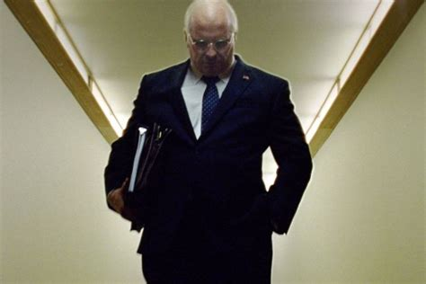 Christian Bale Transforms Into Dick Cheney The First