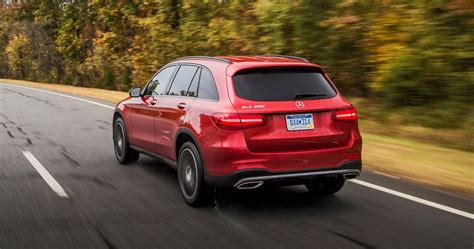 2016 Mercedes Glc300 by 2016 Mercedes Glc300 Air Sprung Crossover In Us