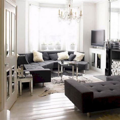 3536 black white grey living room 24 amazing black and white color scheme ideas for your