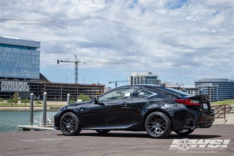 custom lexus rc 350 lexus rc 350 custom wheels rsr r801 20x et tire size