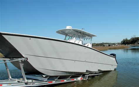 Used Freeman Catamaran Boats For Sale by New Freeman 34vh Pics The Hull Boating And