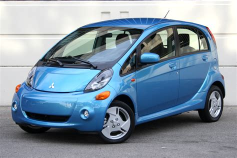 Electric Cars 2016 Prices by 2016 Mitsubishi I Miev Review Autoguide