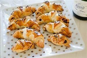Mini Croissant Apéritif : mini croissants aux pruneaux et au jambon de parme ~ Melissatoandfro.com Idées de Décoration