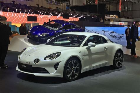 Alpine A110s Brings More Power And More Carbonfibre