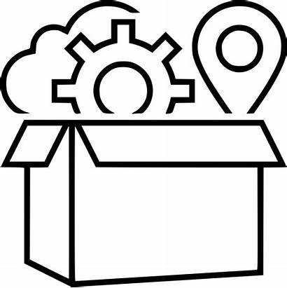 Package Icon Service Svg Onlinewebfonts