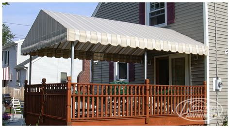 frame  arch patio awnings kohler awning