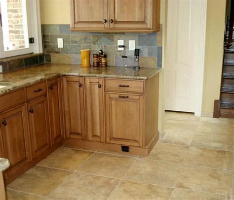 ceramic tile ideas for kitchens 6 types of kitchen floor tile what is your choice modern kitchens