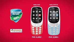 Nokia 3310 3g  U2013 For The Originals