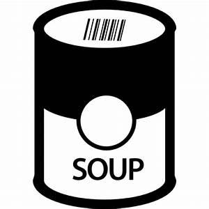 Sopa en lata | Descargar Iconos gratis