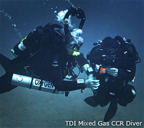 Tdi Mixed Gas Diver Level